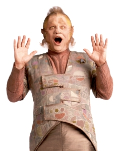The Jar Jar of Star Trek? (Note: I actually like Neelix :) )